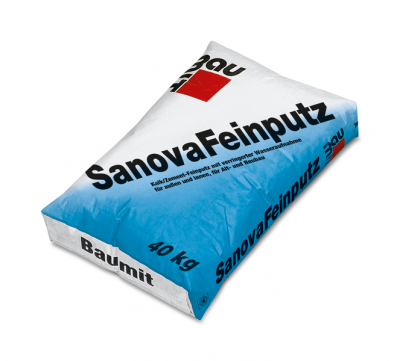 Baumit SanovaFeinputz